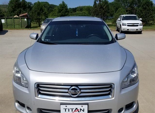 2013 Nissan Maxima 3.5 S full