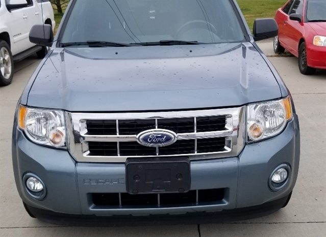 2012 Ford Escape XLT full