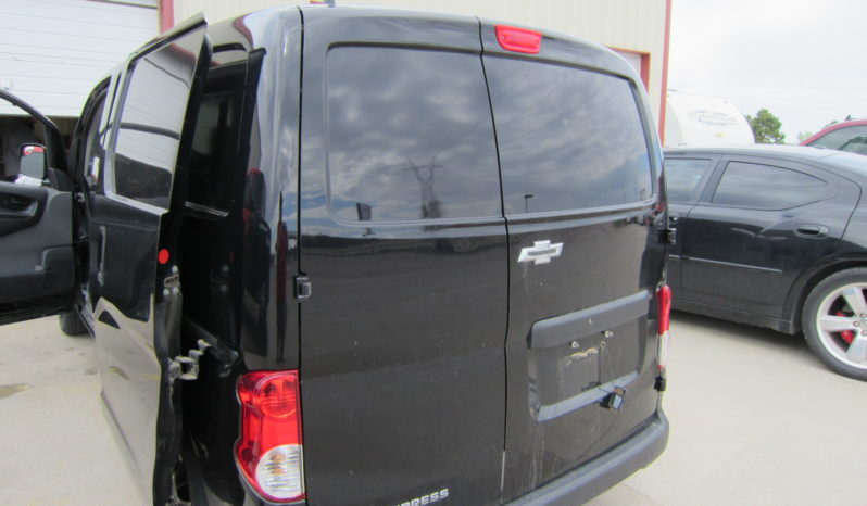 2015 Chevy City Express full