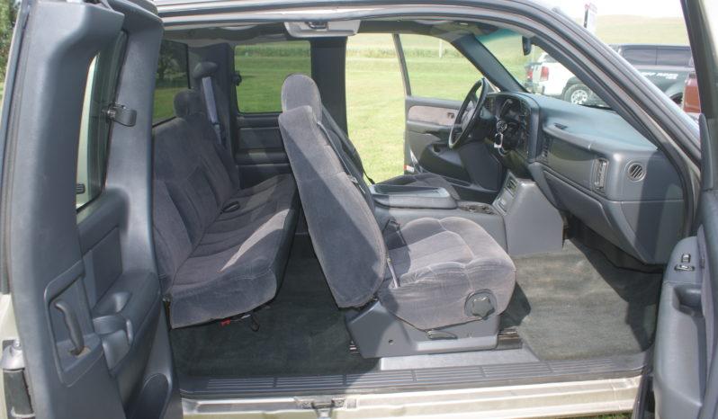 00 Chevrolet Silverado full