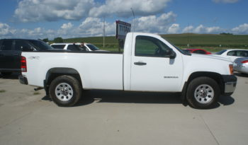 2013 GMC Sierra full