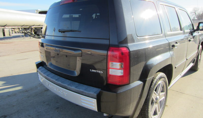 2007 Jeep Patriot Limited full