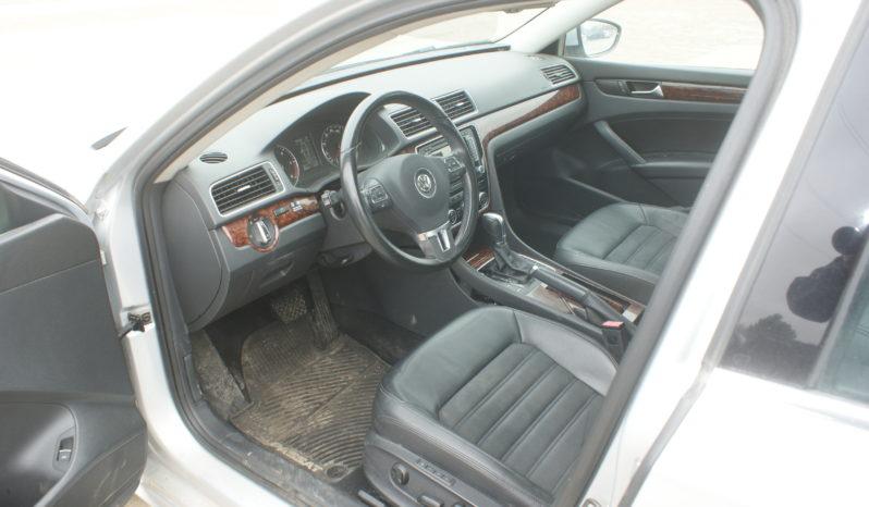 2012 VW Passat full